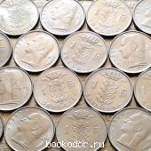 Бельгия ( Церера ) 20 монет - одним лотом.