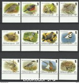 Птицы ** п./с. 12м. с полями
