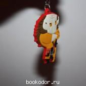 Брелок на ключи Джаггернаут Дота 2 / Dota 2
