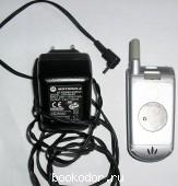 Телефон MOTOROLA. В рабочем состоянии. С зарядным устройством.