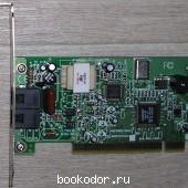 Сетевая карта PCI. 2001 г. 100 RUB
