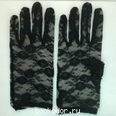 Перчатки кружевные. 150 RUB