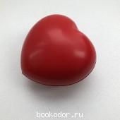 Игрушка-антистресс `Сердце`. 50 RUB