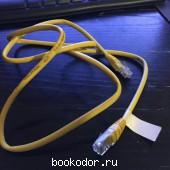 Компьютерный сетевой кабель 1 метр. 50 RUB