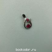 Кулон Лилия (2 цвета на выбор). 500 RUB