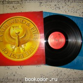 The Best of,,. EARTH WIND @FIRE. 1978 г. 400 RUB