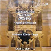 Czechoslovak historic organs