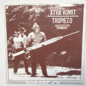Split 7`. Xtra Vomit / Tropiezo. 2010 г. 370 RUB
